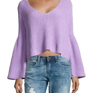 NWT Free People Women's Damsel Pullover